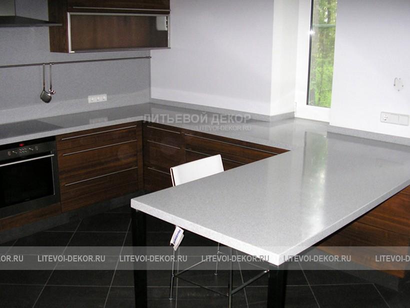 Кухонные столы совмещенные со столешницами фото каменная столешница montelli arno